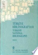 Türkiye bibliyografyası