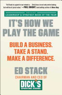 It's How We Play the Game Pdf/ePub eBook