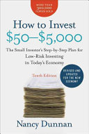 How to Invest  50  5 000 10e Book