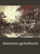 The American Agriculturist