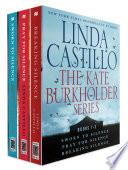 The Kate Burkholder Series  Books 1 3