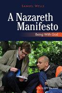 A Nazareth Manifesto Pdf