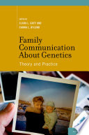 Family Communication about Genetics Book
