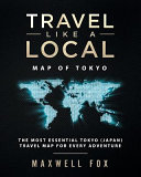 Travel Like a Local   Map of Tokyo