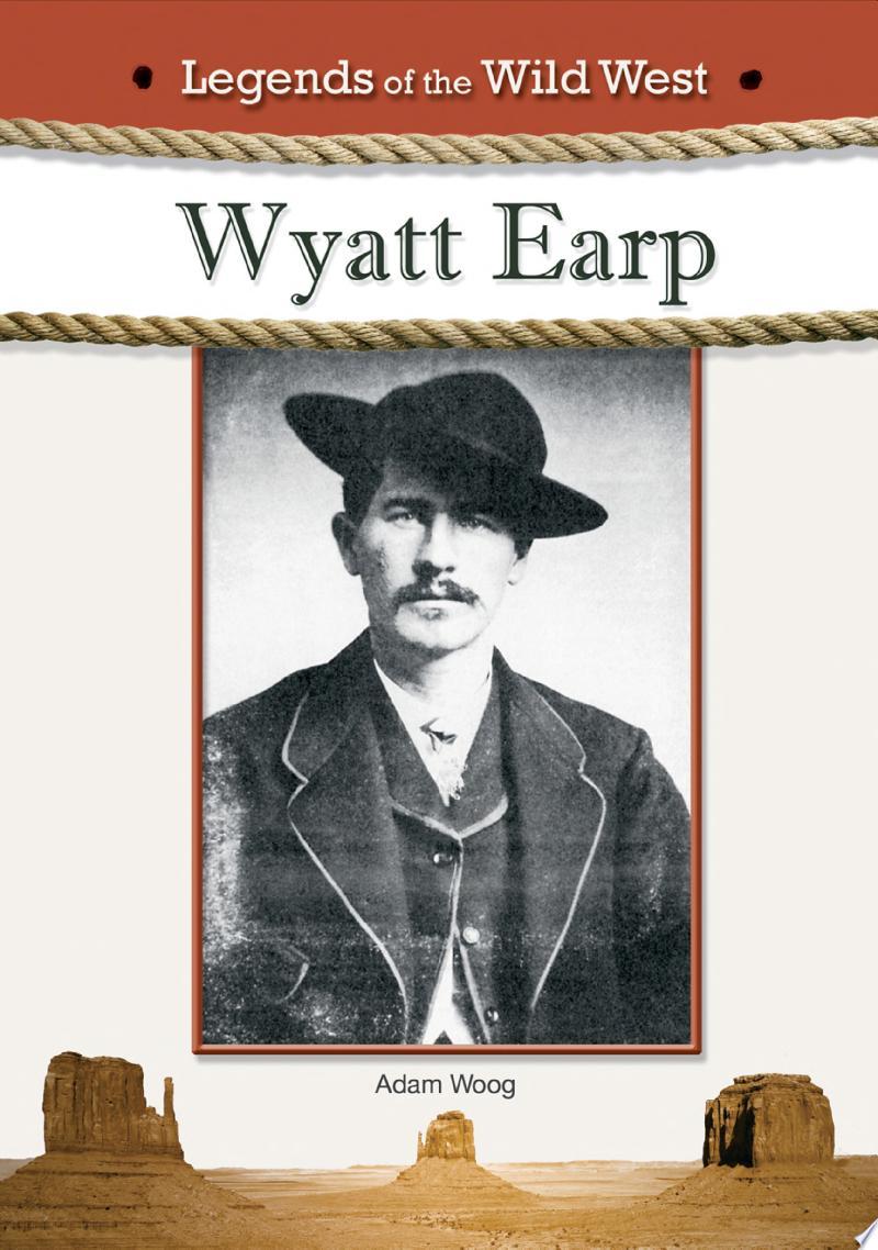 Wyatt Earp banner backdrop