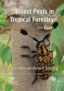 Insect Pests in Tropical Forestry