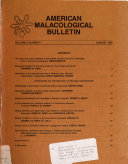 American Malacological Bulletin