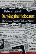 Pdf Denying the Holocaust