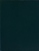 Nevada Official Publications Periodical Index Book