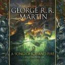 A Song of Ice and Fire 2017 Calendar Book
