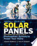 Install Your Own Solar Panels Book PDF