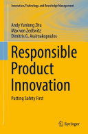 Responsible Product Innovation