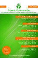 Pdf Islam Universalia, Issue Jan 2020 Telecharger