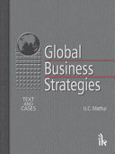 Global Business Strategies