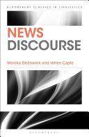Pdf News Discourse Telecharger