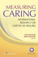 Measuring Caring