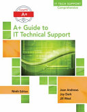 Lab Manual for Andrews  A  Guide to IT Technical Support  9th Edition