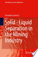 Solid-Liquid Separation in the Mining Industry