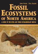 Fossil Ecosystems of North America Book