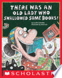 There Was an Old Lady Who Swallowed Some Books  Book PDF