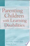Parenting Children with Learning Disabilities