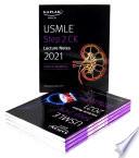 USMLE Step 2 CK Lecture Notes 2021  5 book set