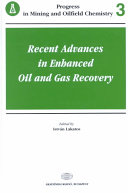 Recent Advances In Enhanced Oil And Gas Recovery Book PDF