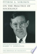 On the Practice of Sociology