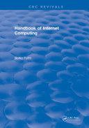 Handbook of Internet Computing