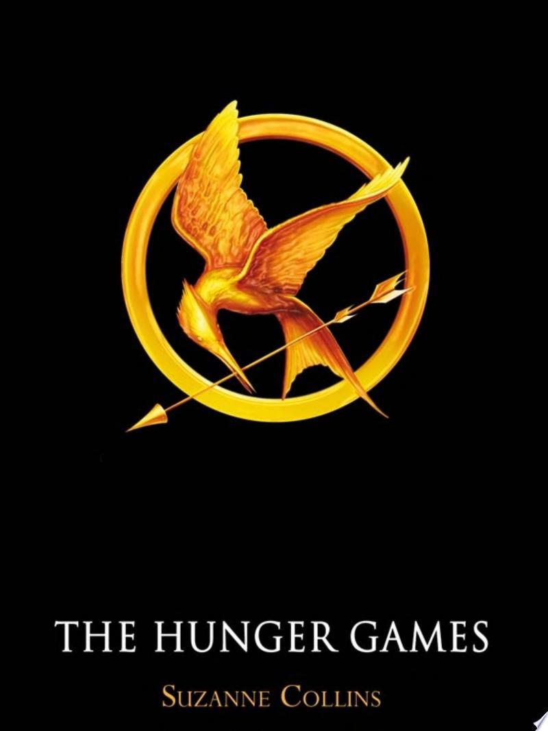 The Hunger Games banner backdrop