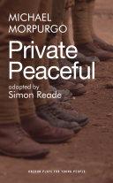 Pdf Private Peaceful