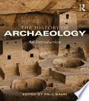 The History of Archaeology Book