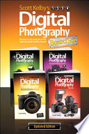 Scott Kelby S Digital Photography Boxed Set Parts 1 2 3 And 4 Updated Edition