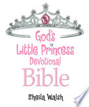 God s Little Princess Devotional Bible