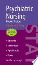 Psychiatric Nursing Pocket Guide