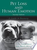 Pet Loss and Human Emotion  Second Edition Book PDF