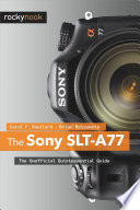 The Sony Slt A77