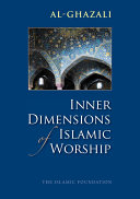 Inner Dimensions of Islamic Worship Pdf/ePub eBook