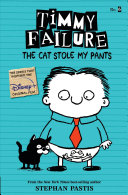 The Cat Stole My Pants Book