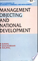 Management objecting and national development
