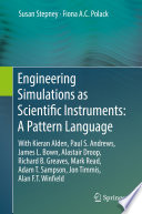 Engineering Simulations as Scientific Instruments  A Pattern Language
