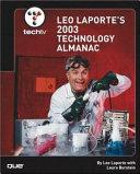 TechTV Leo Laporte s 2003 Technology Almanac Book