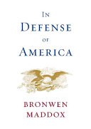 In Defense of America Book
