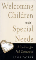 Welcoming Children with Special Needs