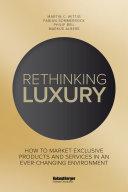 Rethinking Luxury