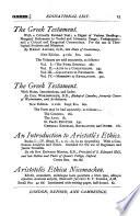 P. Terentii Afri comoediae, ed. by T.L. Papillon. Andria, Eunuchus. [2 vols. Vol.1 is entitled: P. Terentii Afri Andria].