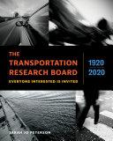 Pdf The Transportation Research Board, 1920â¬