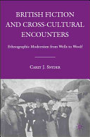 British Fiction and Cross-Cultural Encounters