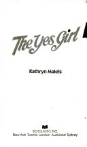The Yes Girl Book PDF