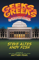 link to Geeks & Greeks : a graphic novel in the TCC library catalog